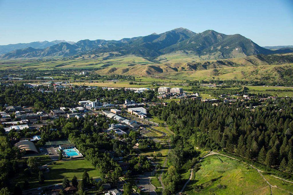 LSS Montana-Gallatin County MT
